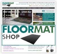 Commercial Floor Mats, Entrance Matting, Anti-Fatigue Mats & Custom Logo Floor Mats