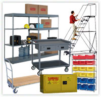 Warehouse & Material Handling Products